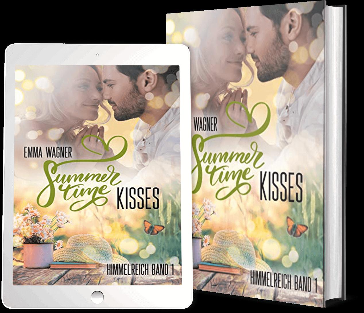 Summertime Kisses (Himmelreich 1)